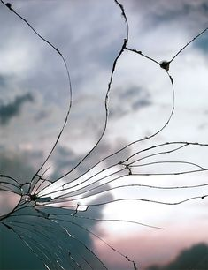Broken Mirror by Bing Wright