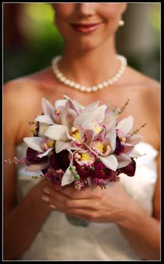 blue imstead of purple flowers along the bottom. Pacific Weddings