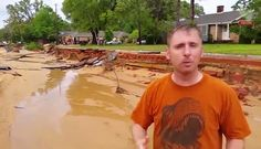 Newsflash! The floods in Florida PROVE that the Grand Canyon can be created in a few days! - VIDEO - http://holesinthefoam.us/newsflash-the-floods-in-florida-prove-that-the-grand-canyon-can-be-created-in-a-few-days-video/