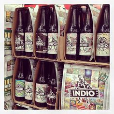 Photo by me (@Oscar Aguilar) / #INDIOlolita #INDIO120s @Cerveza Indio #INDIObeer #Lolita #Kawaii #beer #cerveza
