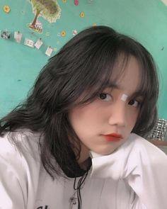 Aesthetic Grunge, Aesthetic Girl, Cute Korean Boys, Ulzzang Korean Girl, Uzzlang Girl, Girl Quotes, Cute Girls, Asian Girl, Short Hair Styles