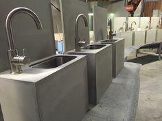 Cazana Beton+ håndvaske