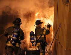 atlanta firefighters saving people from condo fire. look at how intense this blaze is. THANK YOU for a job well done and for rescuing your lives every day!