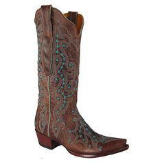 Old Gringo Celeste Boots