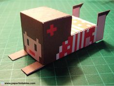 Blog_Paper_Toy_papertoy_Princess_Margo_PaperFoldables_pic