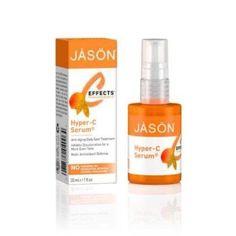 Jason CEffects Powered By EsterC Pure Natural HyperC Serum 1 Fluid Ounce, Multicolor