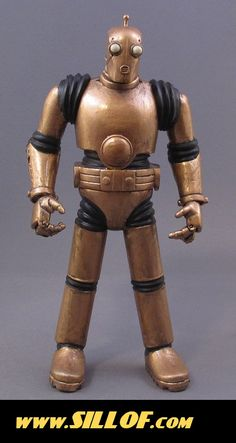 Serial Wars (Cecil-3000): a line of custom Star Wars figures intended to look like the old retro sci-fi serials of the 40's like Buck Rogers and Flash Gordon.