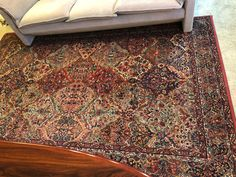 Karastan Persian Carpet, 6x9, 100% Wool, Clean, Non-Smoking #TraditionalPersianOriental