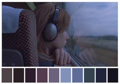 Visually Satisfying Project Shares the Color Palettes of Iconic Film Scenes - My Modern Met