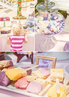 Whimsical Tangled Inspired Rapunzel Birthday Party