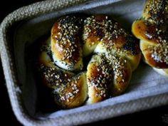 Cómo hacer bagels caseros con semillas