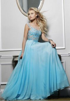 Shop Simply Dresses for sheer high neck floor length dresses for prom and cap sleeve prom gowns. Sherri Hill designer evening gowns for prom. Senior Prom Dresses, Straps Prom Dresses, Pretty Prom Dresses, Sherri Hill Prom Dresses, A Line Prom Dresses, Beautiful Dresses, Formal Dresses, Party Dresses, Wedding Dresses