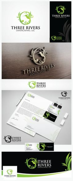 Create a unique classic design for an upscale Landscape Construction company by Twenty_two