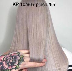 Wella Blonde toner formula