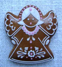Ginger Cookies, Sugar Cookies, Christmas Gingerbread, Gingerbread Cookies, Christmas Goodies, Holiday Cookies, Cookie Decorating, Xmas, Cupcakes