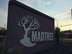 Madtree Brewing Company & Catch a Fire Pizza in Cincinnati OH