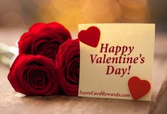 Happy Valentine's Day from ScoreCard Rewards!