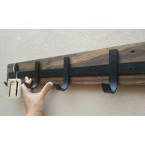 Resultado de imagen para estantes rusticosa artesanales de madera Rack Design, Gym Design, Industrial Furniture, Home Furniture, Hallway Decorating, Wall Hanger, Creative Home, Diy Room Decor, Home Decor