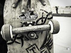 learn how to skateboard