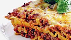 La vraie recette de lasagnes au boeuf