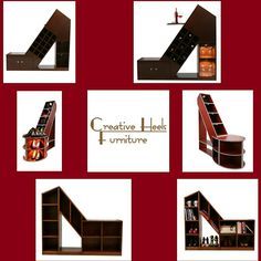 Custom Heel Furniture Coming 2017!