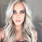 """5,909 Likes, 93 Comments - Chloé Boucher (@chloeboucher) on Instagram: """"New YouTube Video, link in my bio!  Drugstore Debs/Prom makeup & hair tutorial using my @foxylocks…"""""""
