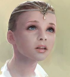 The Childlike Empress from the Never-ending Story.
