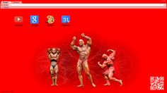 """This is a Chrome theme for the 2015 Rusty Jeffers Southwest Championships. These are the three new poses for the men: """"Vacuum"""", """"Victory"""" and """"Angled Twisting Back"""" Poses  To use the theme just visit the site: http://www.themebeta.com/user/20705 and click the """"Apply Theme""""#bodybuilding #Rusty #Jeffers #posing #muscle #shows #championship #southwest #WPAA"""