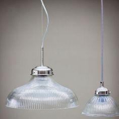 £70 W31 Paris Nickel Pendant Light