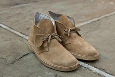 CLARKS Desert Boot - Oakwood