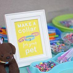 Birthday Snacks, Puppy Birthday Parties, Dog Birthday, Dinosaur Birthday, Birthday Ideas, Kitten Party, Cat Party, Bow Wow, Adoption Day