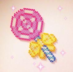 Perler lollipop