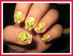 Nail Designs for Short Nails | simple nail designs for short nails for kids
