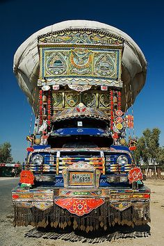 Mighty Pakistani Truck
