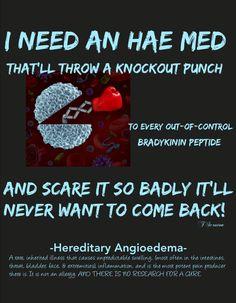 HAE, hereditary angioedema, chronic illness, rare disease, high mortality rate