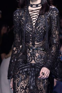 Elie Saab, Fall 2016 - The Most Beautiful Runway Details of Fall 2016 - Photos