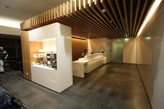 All sizes | Qantas Business Lounge - Brisbane Airport, via Flickr.