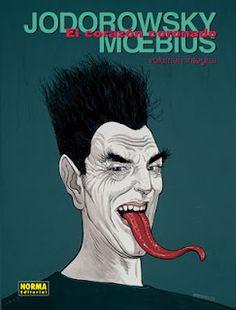 El corazón coronado: Jodo - Moebius