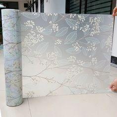 Kijk eens wat ik heb gevonden op AliExpress Kitchen Room Design, Bathroom Interior Design, Glass Film Design, Glass Partition Designs, Bedroom Decor, Wall Decor, Interior Windows, Window Clings, Glass Bathroom
