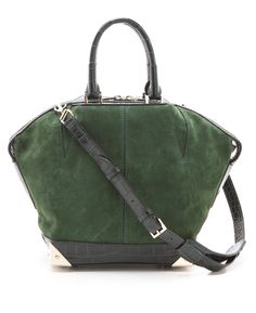 THE DAILY FIND: ALEXANDER WANG EMILE SATCHEL