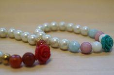 Pulseras Piedras naturales  #accesoriosbarranquilla #belaccesorios #perlas #agatas #acerodorado #modamujer #regalos