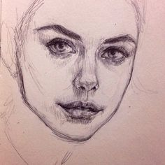 I'm back with new drawing! #wip #moleskine
