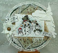 Het kaartenhoekje van Gretha