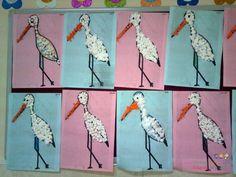 Stork craft idea for kids – Crafts and Worksheets for Preschool,Toddler and Kindergarten