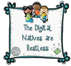 Tech Thursday: The Digital Natives are Restless