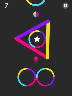 Color Switch: miniatura de captura de pantalla