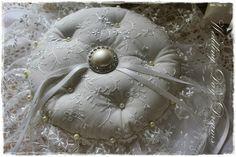 Ringkissen von WEDDING DAY DREAMS auf DaWanda.com