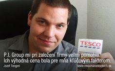 máme spokojných klientov, ktorý sa radi pochvália, že www.pigroup.sk im veľmi pomohla pri založení s.r.o.