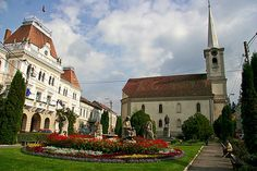 Székelyudvarhely -  Oderhellen Transilvania Căutare Google