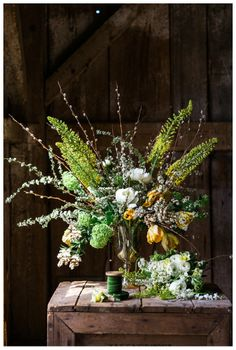 Floral Fridays: E.H. Floral Studio Welcomes Spring Blooms Rodeo and Company - Meg Hamilton
